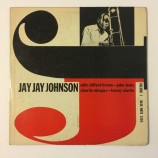 Jay Jay Johnson - Volume 1: The Eminent Jay Jay Johsnon