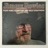Jimmy Rowles - Jimmy Rowles Plays Duke Ellington & Billy Strayhorn