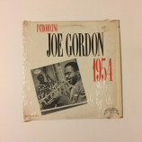 Joe Gordon - Introducing Joe Gordon