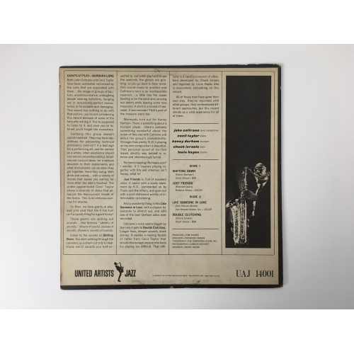 John Coltrane - Coltrane Time - Vinyl - LP