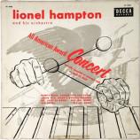 Lionel Hampton And His Orchestra - All American Award Concert