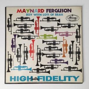 Maynard Ferguson - Boy With Lots of Brass - Vinyl - LP