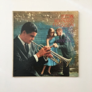 Maynard Ferguson - Plays Jazz For Dancing - Vinyl Record - LP