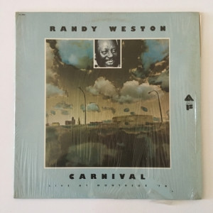 Randy Weston - Carnival Live at Montreux '74 - Vinyl Record - LP