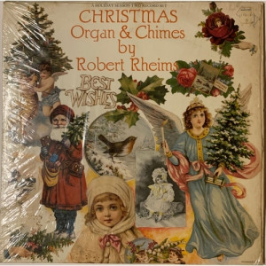 Robert Rheims - Christmas Organ & Chimes by Robert Rheims - Vinyl Record - 2 x LP