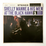 Shelly Manne & His Men - At The Black Hawk, Vol. 1