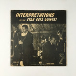 Stan Getz Quintet - Interpretations By The Stan Getz Quintet