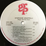 Stephane Grappelli - Plays Jerome Kern