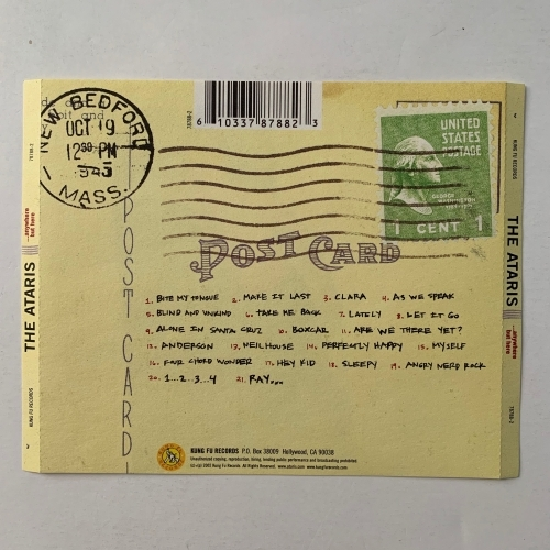 The Ataris - ...Anywhere But Here - CD - Album