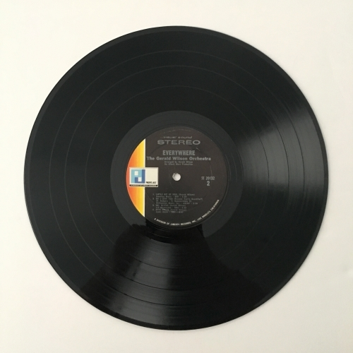 The Gerald Wilson Orchestra - Everywhere - Vinyl - LP