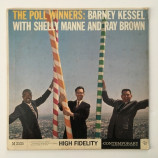 The Poll Winners - Volume 5 | Barney Kessel with Shelly Manne & Ray Brown