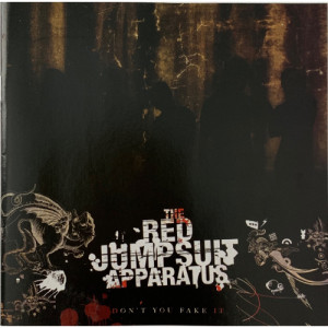 The Red Jumpsuit Apparatus - Don't You Fake It - CD - Album