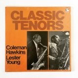 Various - Compilation - Classic Tenors: Coleman Hawkins, Lester Young