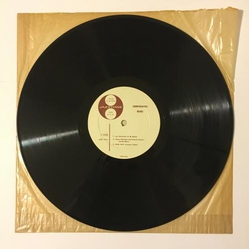 Various - Compilation - Comparative Blues - Vinyl - Compilation
