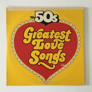 Various - Compilation - The '50s Greatest Love Songs/Golden Hits To Remember Them By - Vinyl Record - 2 x LP Compilation
