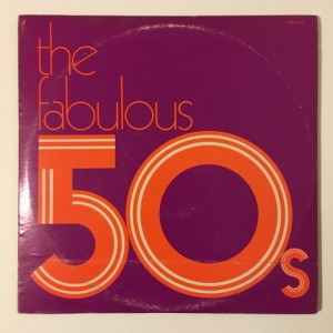 Various - Compilation - The Fabulous 50s - Vinyl Record - 2 x LP Compilation