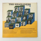 Various - Compilation - The Headliners | Volume 3