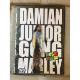 Damian marley - dvd cover