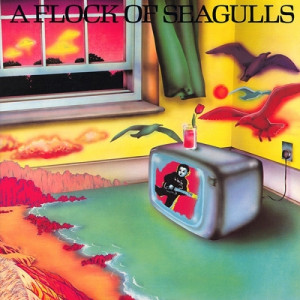 A Flock Of Seagulls - A Flock Of Seagulls - LP, Album, Hau - Vinyl Record - LP