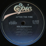 After The Fire - Der Kommissar - 12""