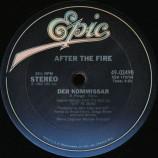 """After The Fire - Der Kommissar - 12"""""""