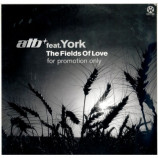 ATB Feat. York - The Fields Of Love - 12""
