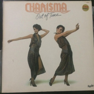 Charisma ‎– Out Of Time ( HONG KONG PRESS ) - 1978 disco electronic  - Vinyl - 12""