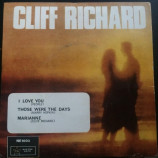 CLIFF RICHARDS 45RPM  - 7EP SINGAPORE UNOFFICIAL PRESS