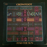 Crowfoot ‎– Find The Sun -  Blues Rock, Folk Rock 1971 uk