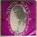 Paul Simon ( Simon Say ) a man without love 45rpm - MALAYSIA ONLY