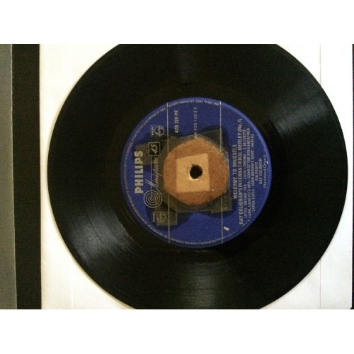 "Ray Colignon – Grüße Aus Brüssel - Grüße Aus Brüssel Pianist and organ player from Liège  - Vinyl - 12"""