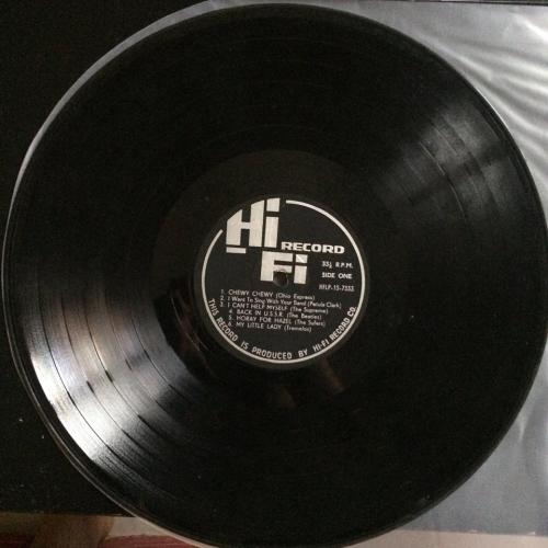 "the beatles // rolling stones  // the sup - rare MALAYSIA HIFI Records - Vinyl - 12"""