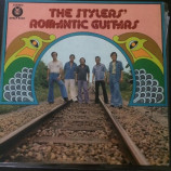 The Stylers ‎– Romantic Guitar - ( Singapore garage group )12LP 33rpm SG press