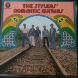 The Stylers – Romantic Guitar - ( Singapore garage group )12LP 33rpm SG press