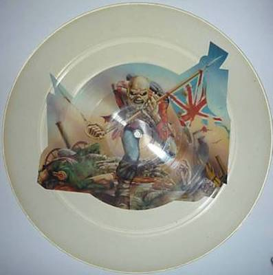 Some of the most expensive Iron Maiden Vinyl Records ever sold | e