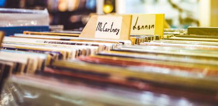 Collecting Vinyl Records
