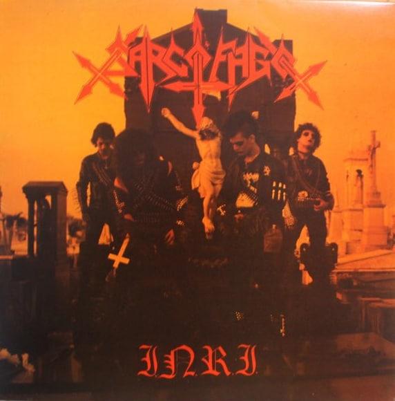 Black Metal Vinyl Records